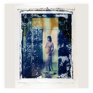 Polaroid Type 59 Emulsion Transfer